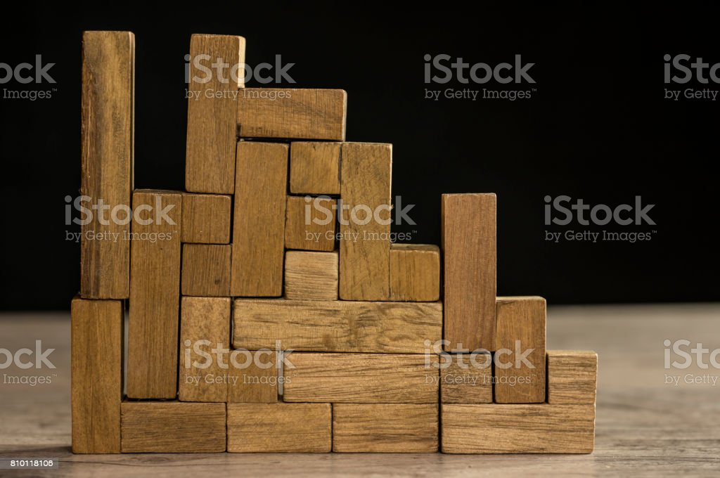 Business creative solution concept stock photo