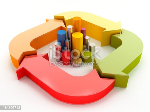 istock Business cycle 184395713