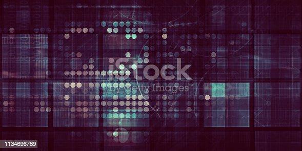 istock Business Data Analytics 1134696789