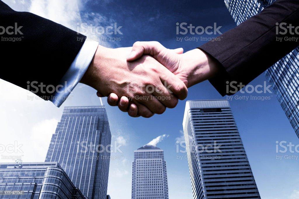 Business deal – Foto