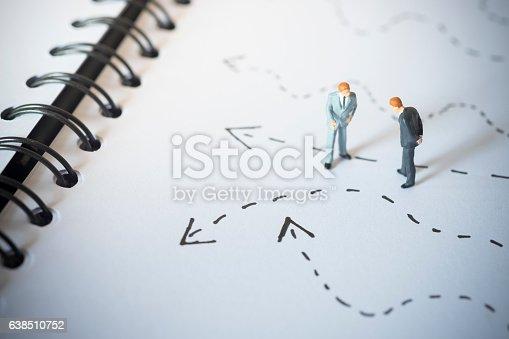 istock Business decision concept. 638510752