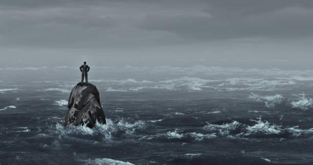 business despair - verzweiflung stock-fotos und bilder