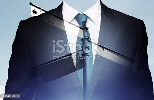 istock Business Directions 840310724