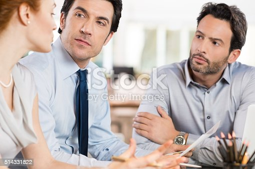 istock Business discussion 514331822