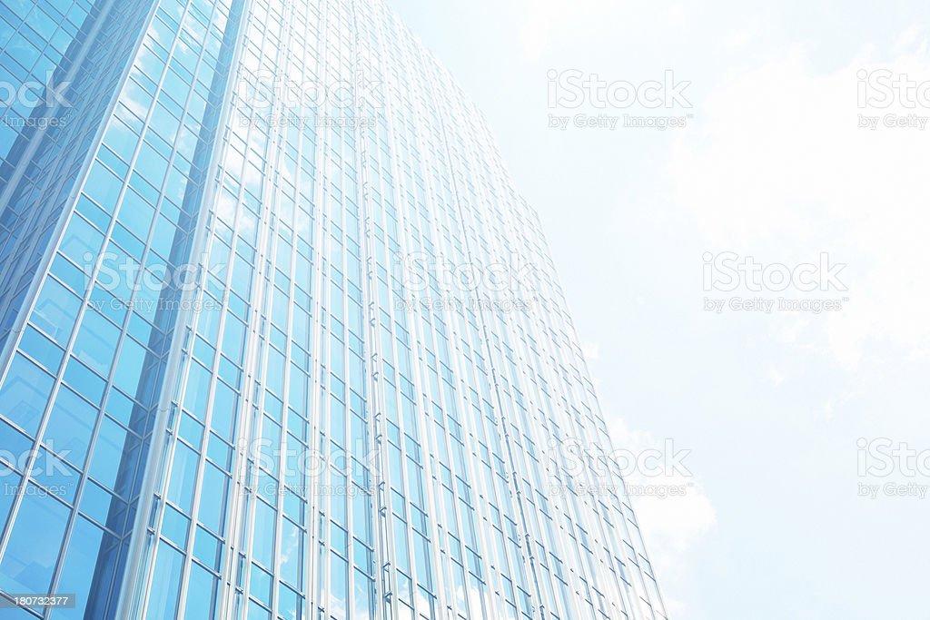 Geschäftsviertel, Corporate Gebäude in London – Foto