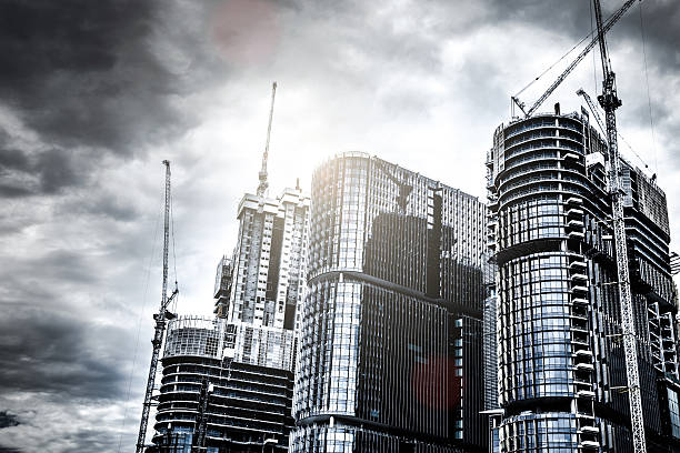 an analysis of constructing skyscrapers in america