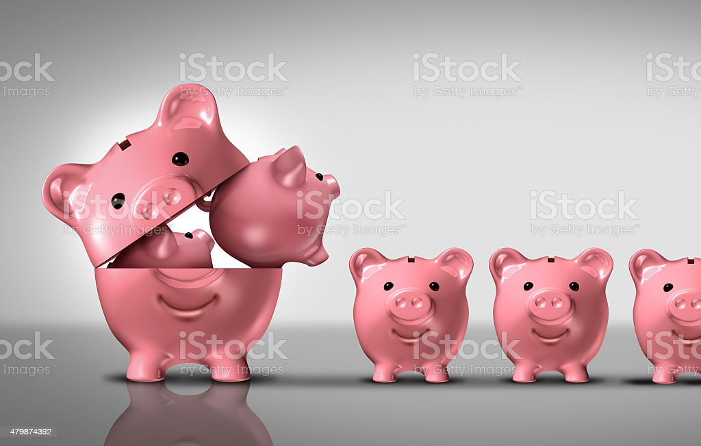 Business Diversification stock photo