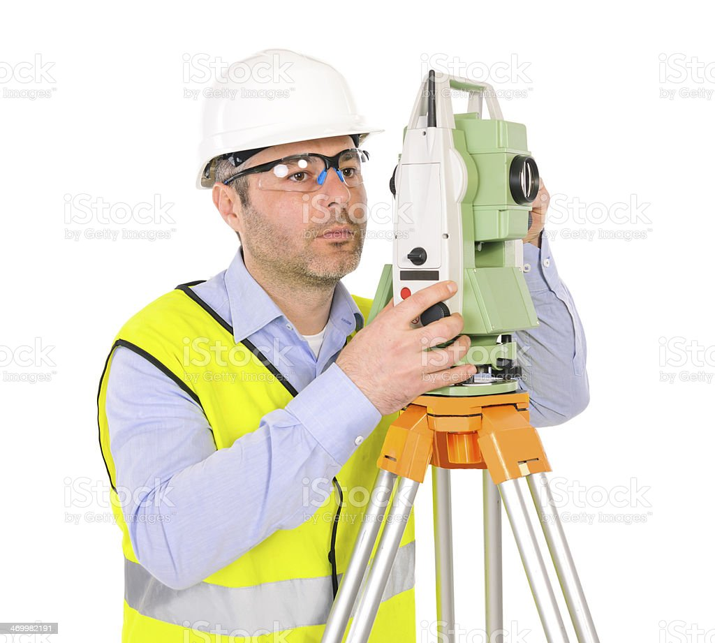 business engineer royalty-free stock photo