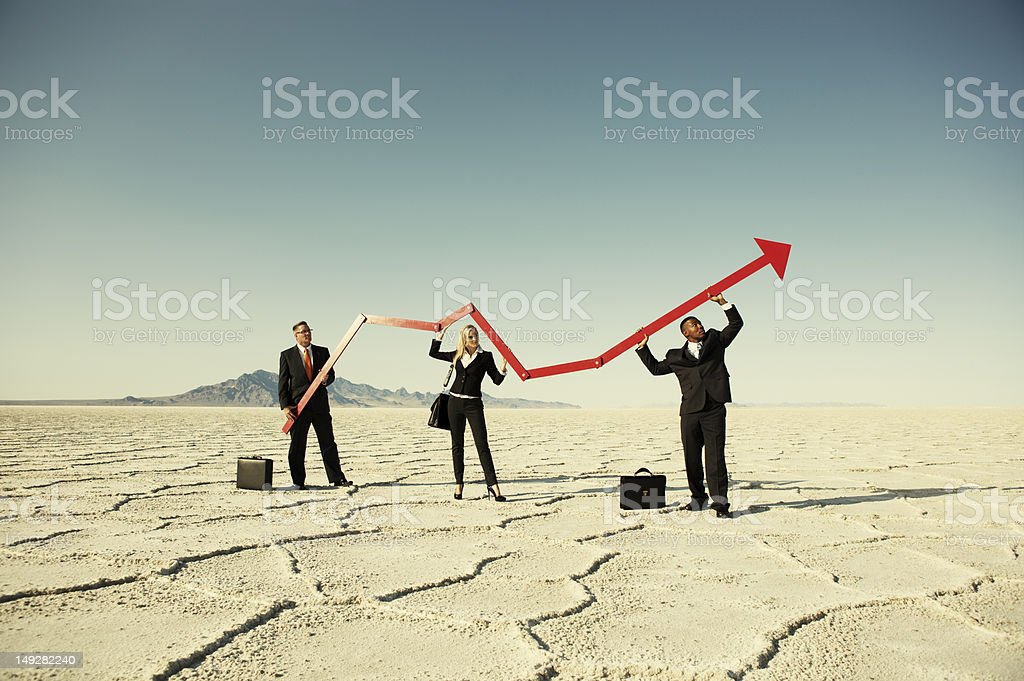 Business Equity stock photo