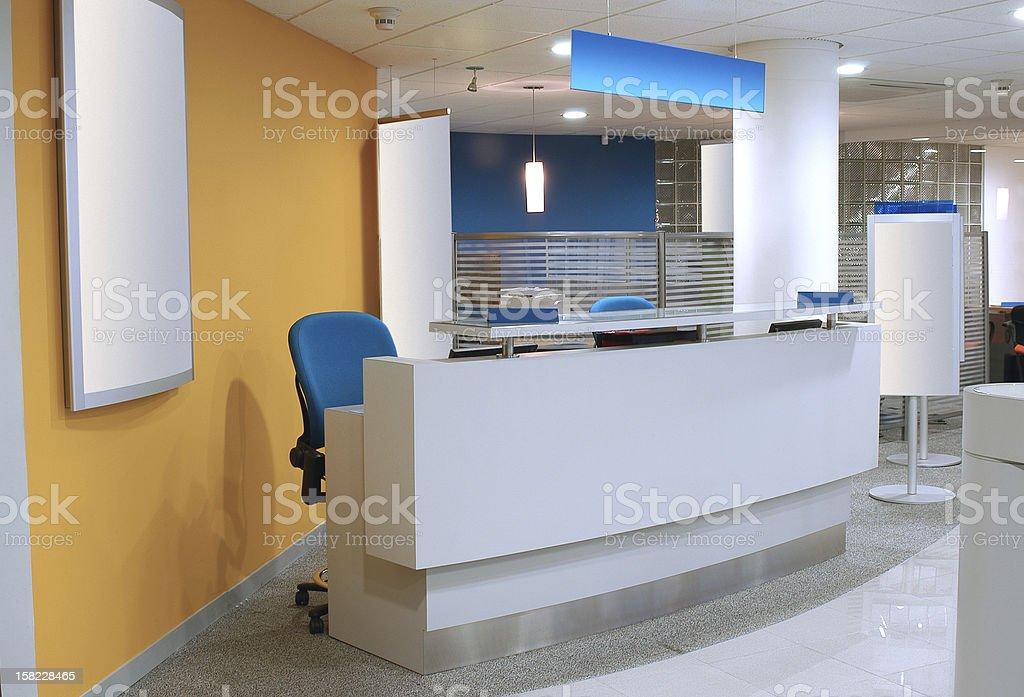 Business establishment. stock photo