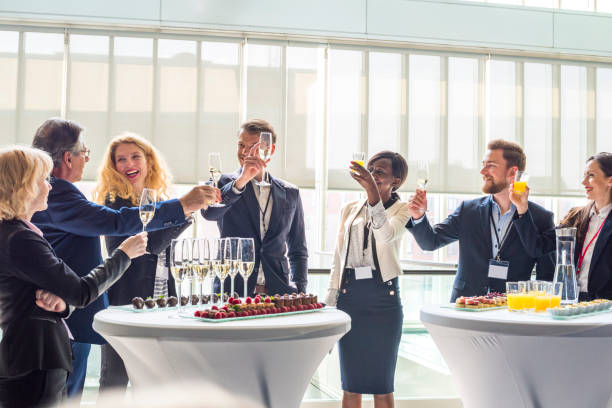 Business event - foto stock