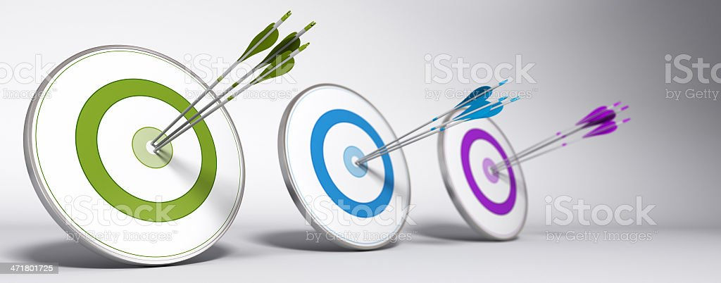 Business excellence - Performance Background royalty-free stock photo
