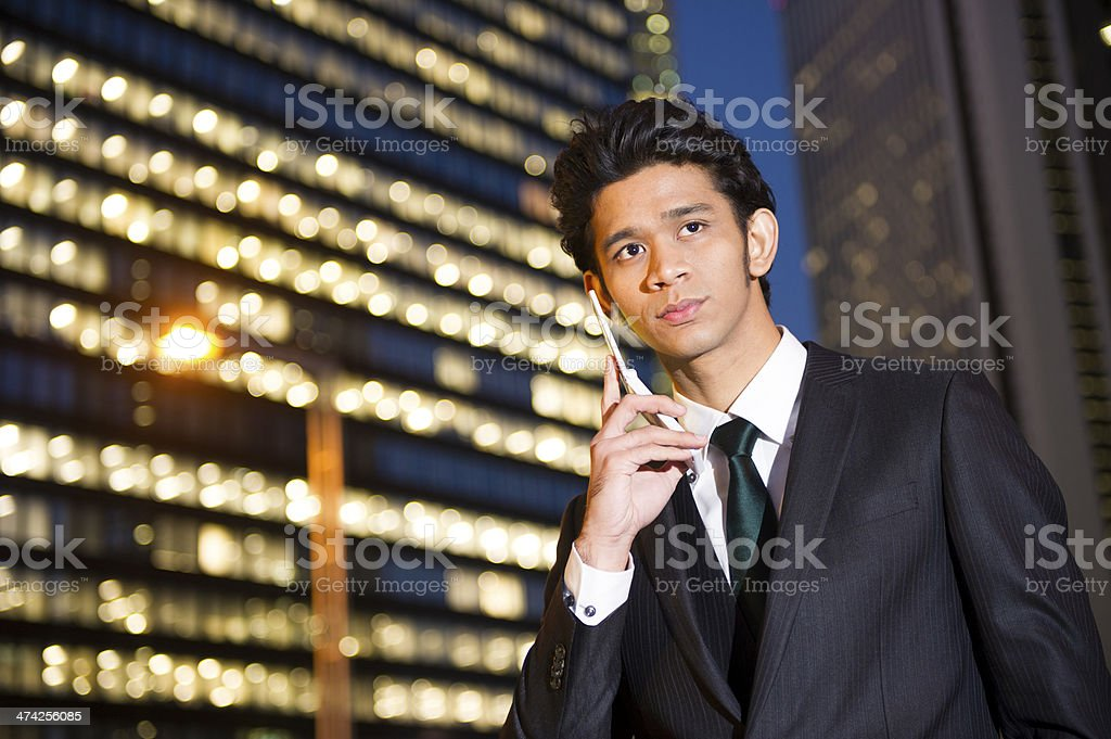 Business Executive royalty-free stock photo