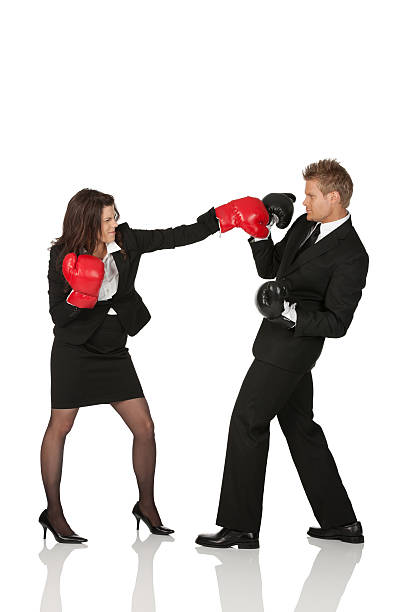 Best Fighting Stance Stock Photos, Pictures & Royalty-Free ...