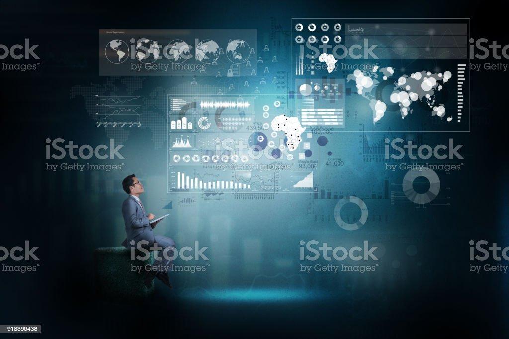 Business-Finanzen-Konzept – Foto