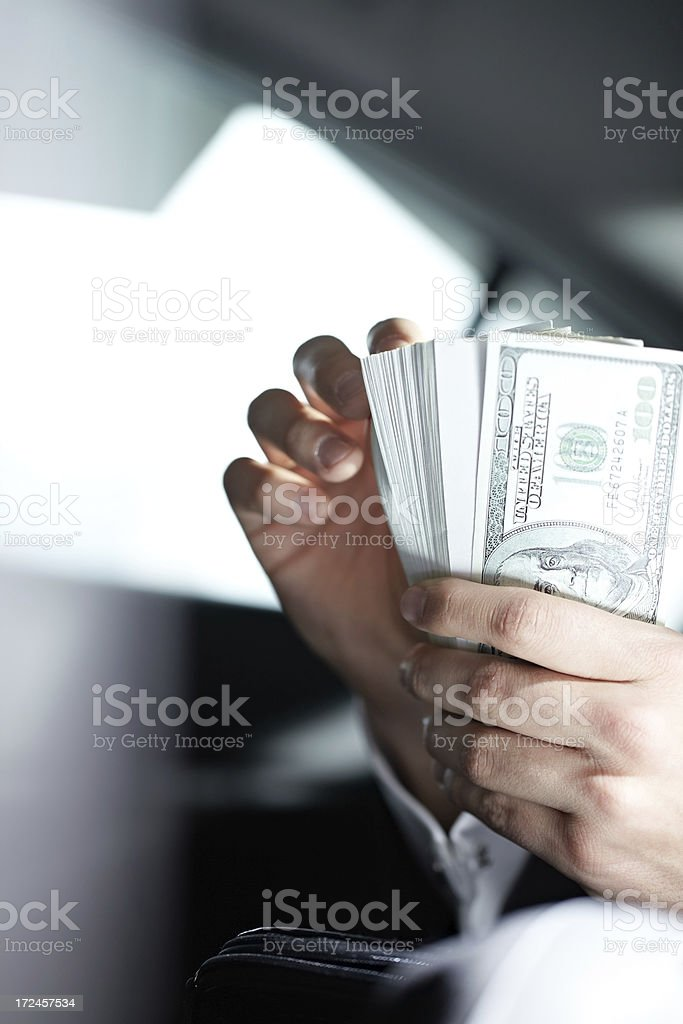 Business finance stock photo