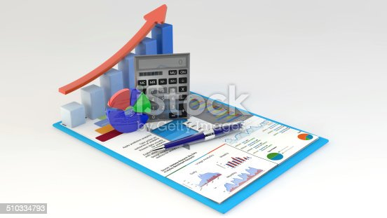 istock Business Finance, Tax, Accounting, Statistics and Analytic 510334793