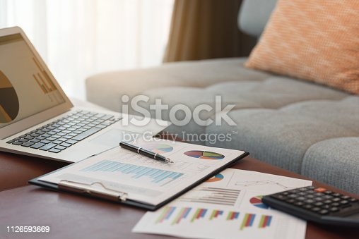 675825950 istock photo Business financial accounting 1126593669