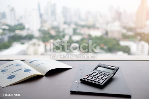istock Business financial accounting 1163077334