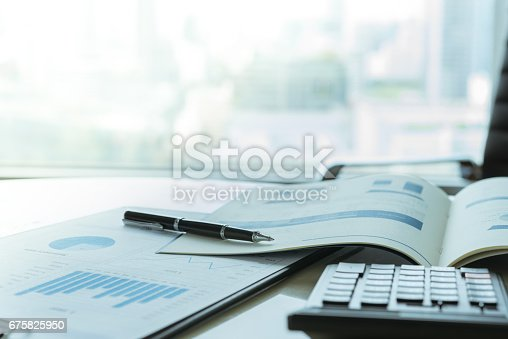 675825950 istock photo business financial accounting 675825950