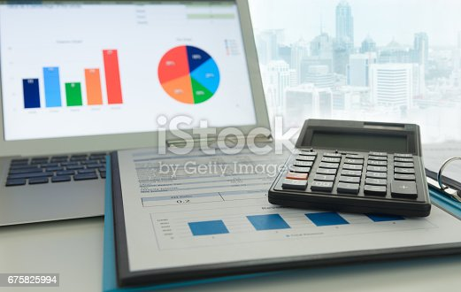 675825950 istock photo business financial accounting 675825994