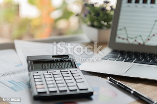 675825950 istock photo business financial accounting 849046006
