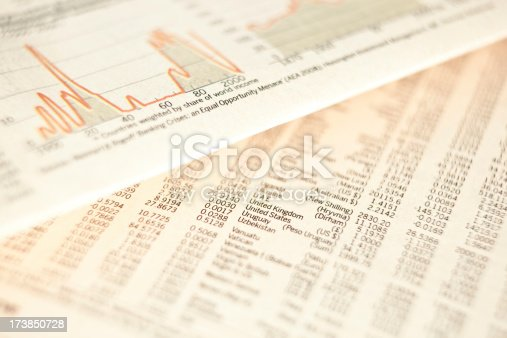 istock business financial newspaper forecast detail background 173850728