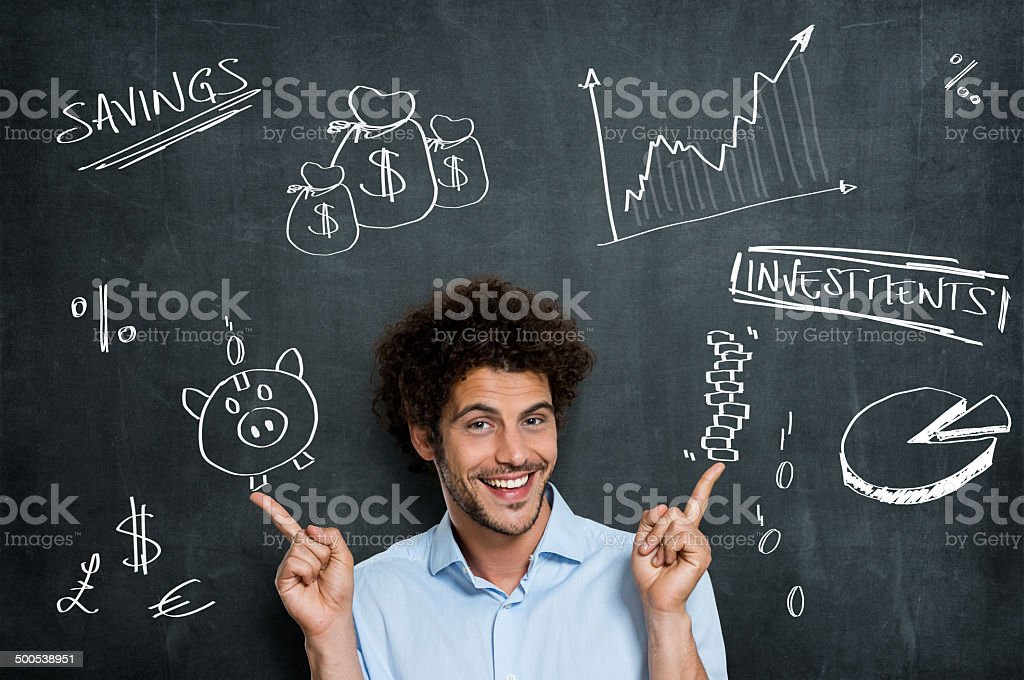 Business Financial Opportunity stock photo