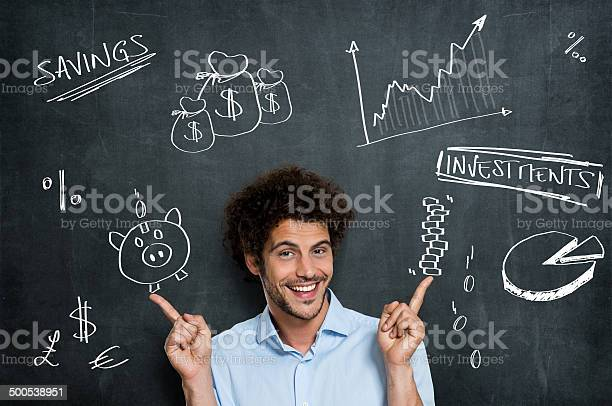 Business Financial Opportunity Stock Photo - Download Image Now