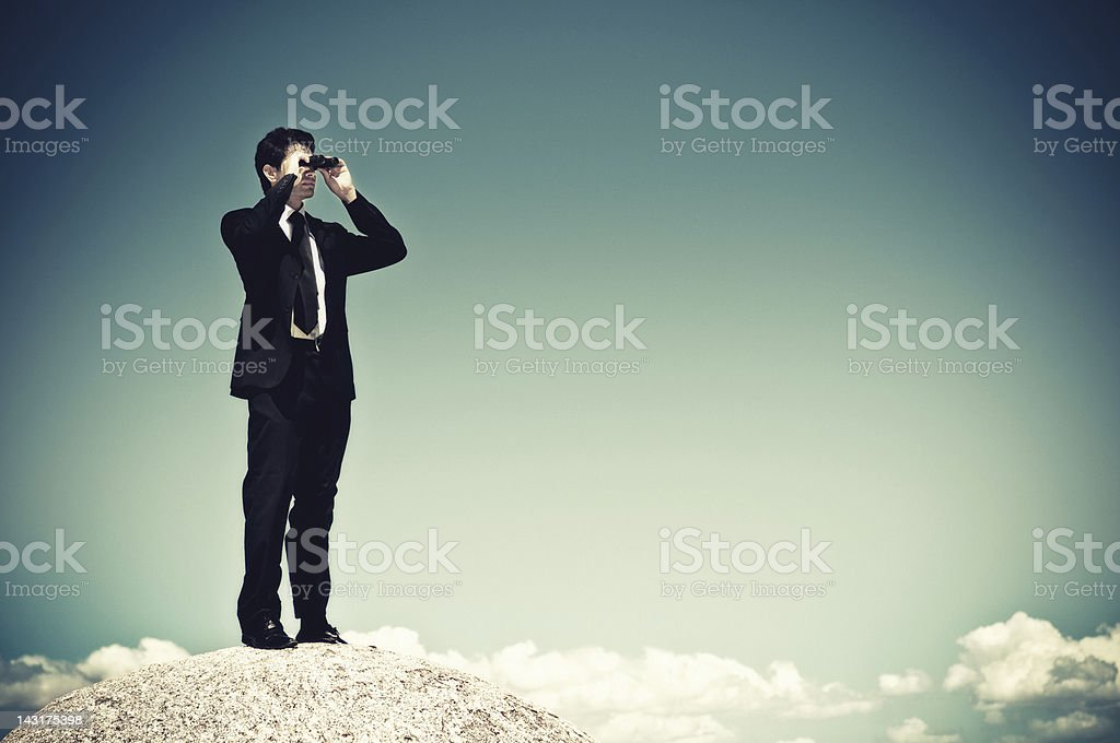 Business Forecast stock photo