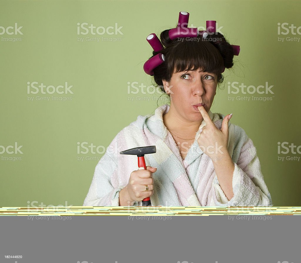Business fornication royalty-free stock photo