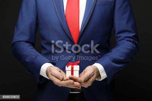 istock Business Gift 639533820