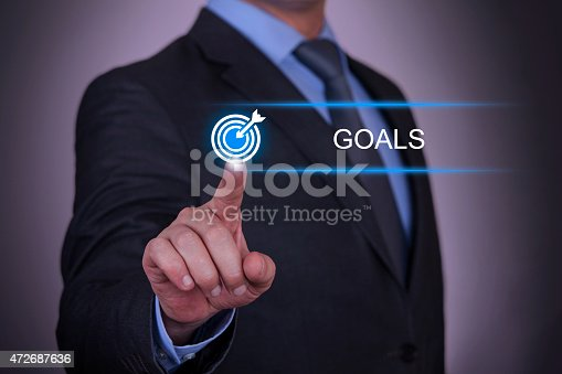 469652019 istock photo Business Goals Concept 472687636