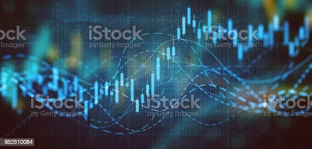 Business-Grafik und Diagramme - Lizenzfrei Analysieren Stock-Foto