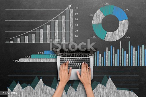 517703860istockphoto Business graph concept 517703860