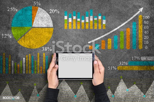 517703860istockphoto Business graph concept 800524106