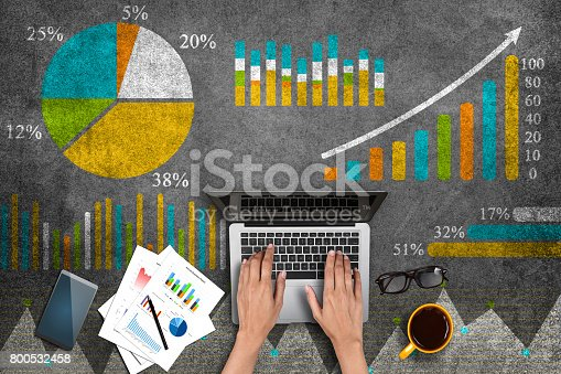 517703860istockphoto Business graph concept 800532458