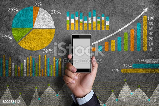 517703860istockphoto Business graph concept 800533412