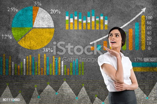 517703860istockphoto Business graph concept 801110660