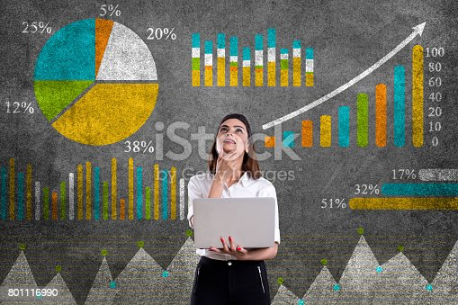 517703860istockphoto Business Graph Concept 801116990