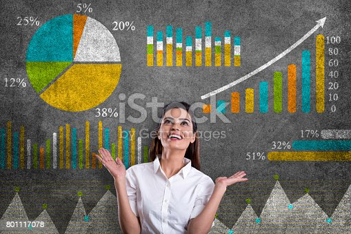 517703860istockphoto Business graph concept 801117078