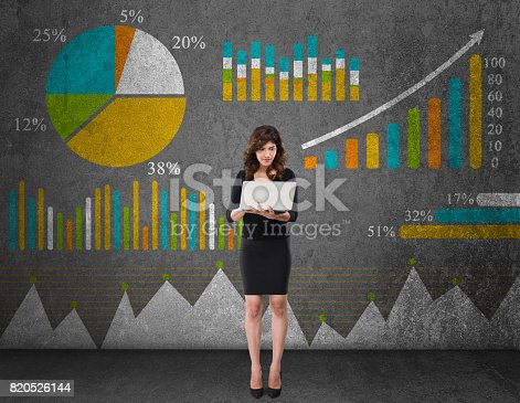517703860istockphoto Business Graph Concept 820526144