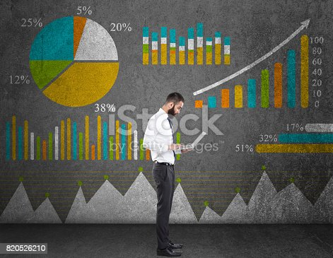 517703860istockphoto Business Graph Concept 820526210
