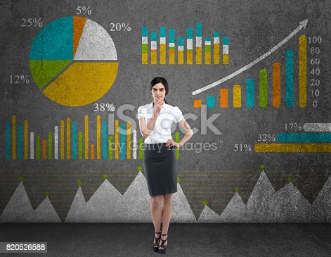 517703860istockphoto Business graph concept 820526588
