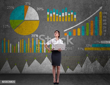 517703860istockphoto Business Graph Concept 820526820
