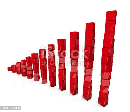 istock Business Graph 1031336394