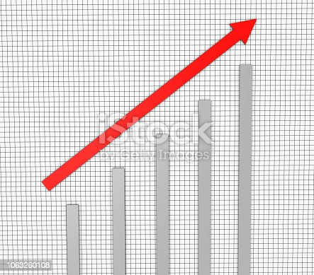 istock Business Graph 1063260108