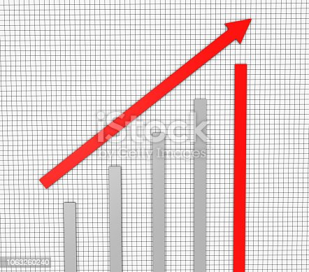 istock Business Graph 1063260240