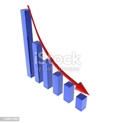 istock Business Graph 133697889