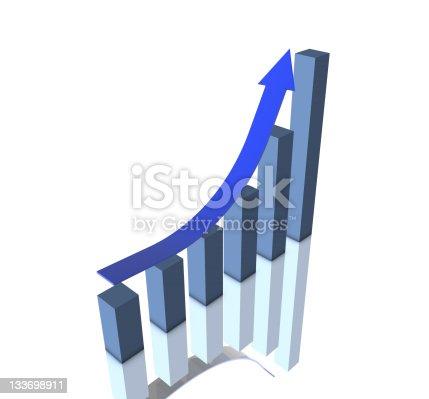 93533293 istock photo Business Graph 133698911